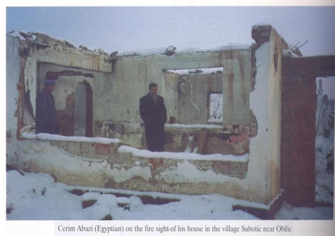 Sufferings of the Kosovo Egyptians under NATO and Albanian occupation