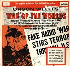 Fake wars radio