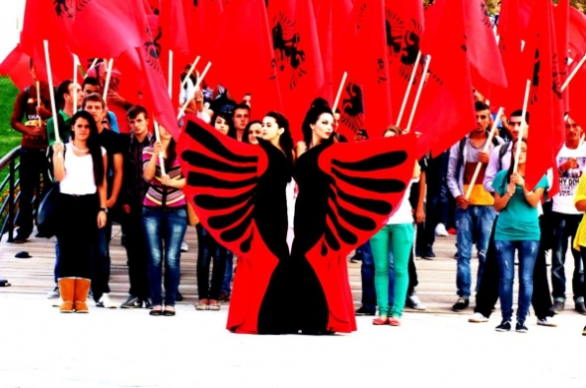 albania-zastava