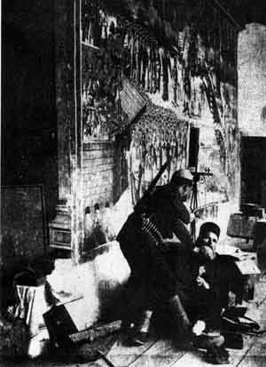 Šiptar kolje sveštenika WW II