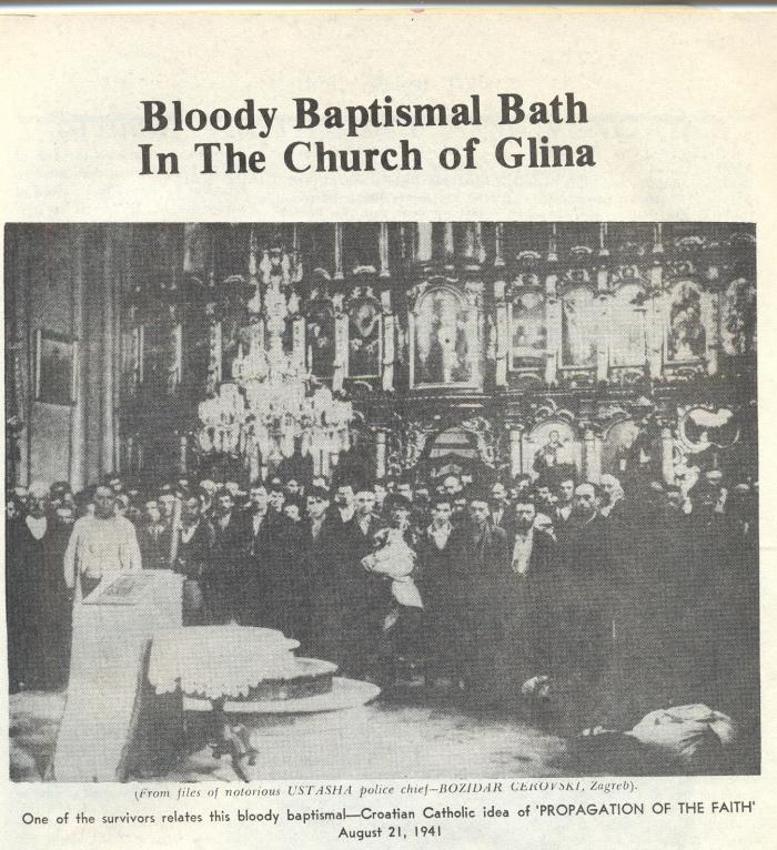 Glinska crkva