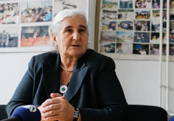 Munira Subasic, president Movement of Mothers of the Enclaves of Srebrenica and Zepa.jpg