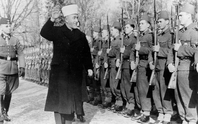 Muslimani-SS muftija jerusalimski