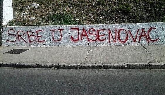 Srbe u Jasenovac