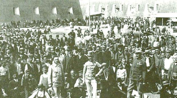 Srbi u ARADU