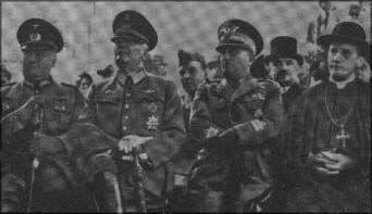 Stepinac sa Hitlerovcima sastanak