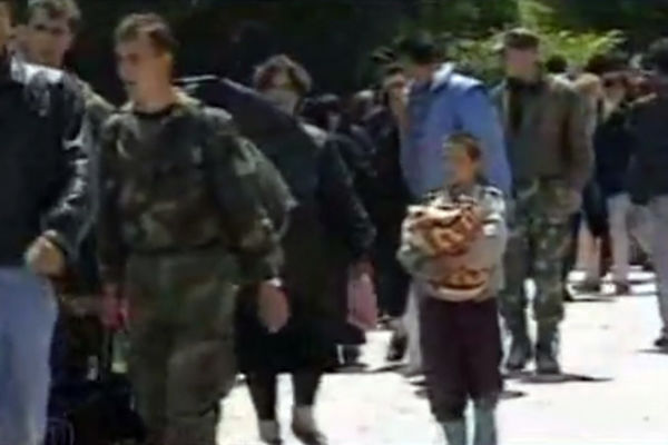 How the Serbs rescued thousands of Croats in 1993 and how the Croats 'returned' it two years later