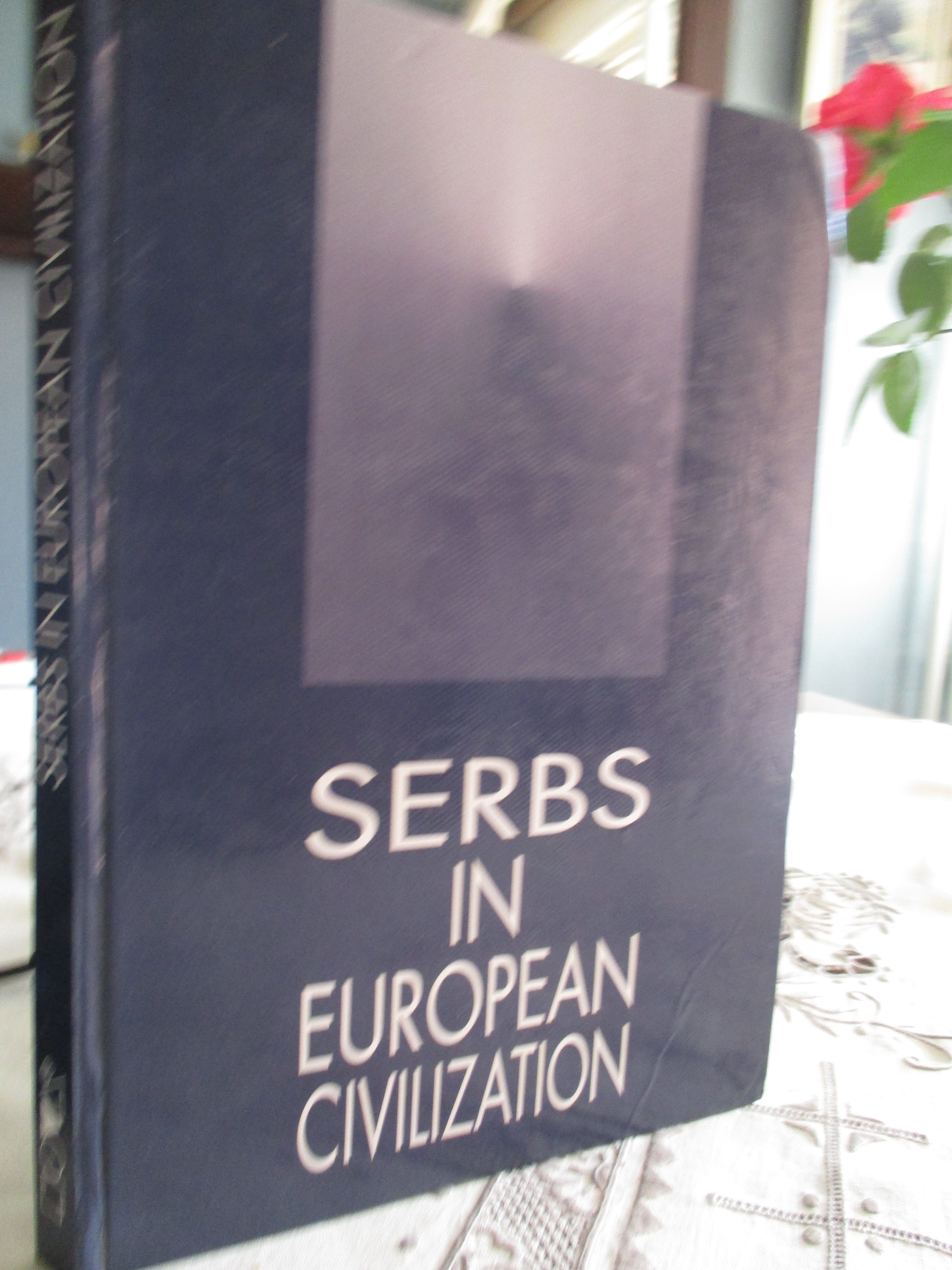 Serbs in European civilization: Serbian Folk poetry and Europe in the late XVIII – XIX century
