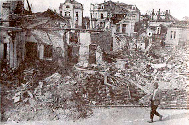September 6, 1944 – Allied destruction of Lekovac