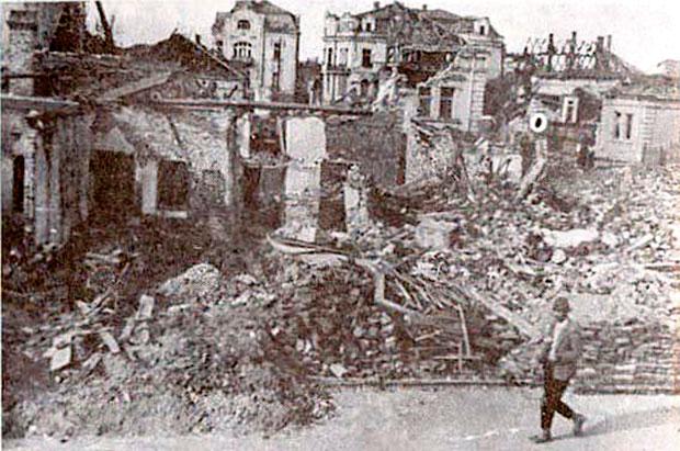 September 6, 1944 – Allied destruction of Lekovac