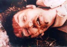 "May 5, 1995: Serbian civilian killed by Tudjman's Croat army forces in an unprovoked and pre-planned attack on the so-called ""United Nations Protected Area"" in Western Slavonia, Krajina during the ethnic cleansing operation of Krajina Serbs, dubbed as ""Operation Flash"". Despite Krajina being declared a ""UN Protected Area"", this murderous attack on the Krajina Serbs by Tudjman's troops did not result in UN- imposed economic sanctions or the bombing of Croatia by NATO. This is hardly surprising, since the US government under Bill Clinton, and the German government under Chancellor Helmut Kohl, were busy funding, arming, training and directing Tudjman's neo-Ustashe Croat army against the Krajina Serbs. Here is a quote from the editorial in ""Defense & Foreign Affairs Strategic Policy"" magazine Volume 23, No.4 (May 5,1995), concerning the article entitled ""Croatia Hits UN, Serb areas"" [""Operation Flash""] by ISSA president, Gregory Copley:"