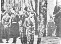 WWII 1941-45 NDH Orthodox worshippers,when not dispatched to concentration camps, suffered the same fate us their clergy