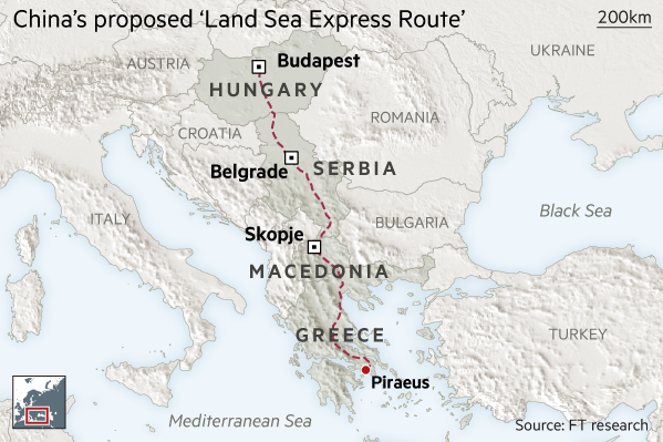 A Pro-Chinese Pivot Is The Last Chance To Save Serbia