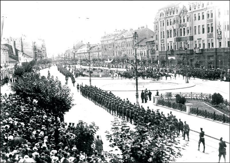 November 1st 1918 – Belgrade doesn't mark the centenary of the liberation in WW1