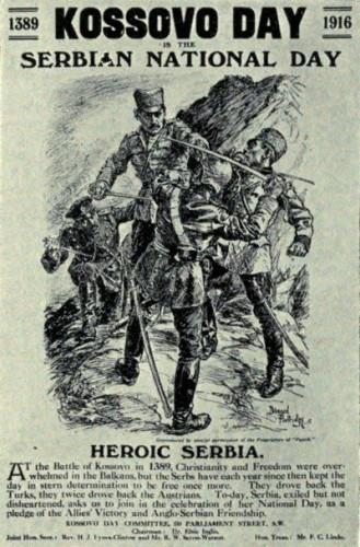 Kossovo day