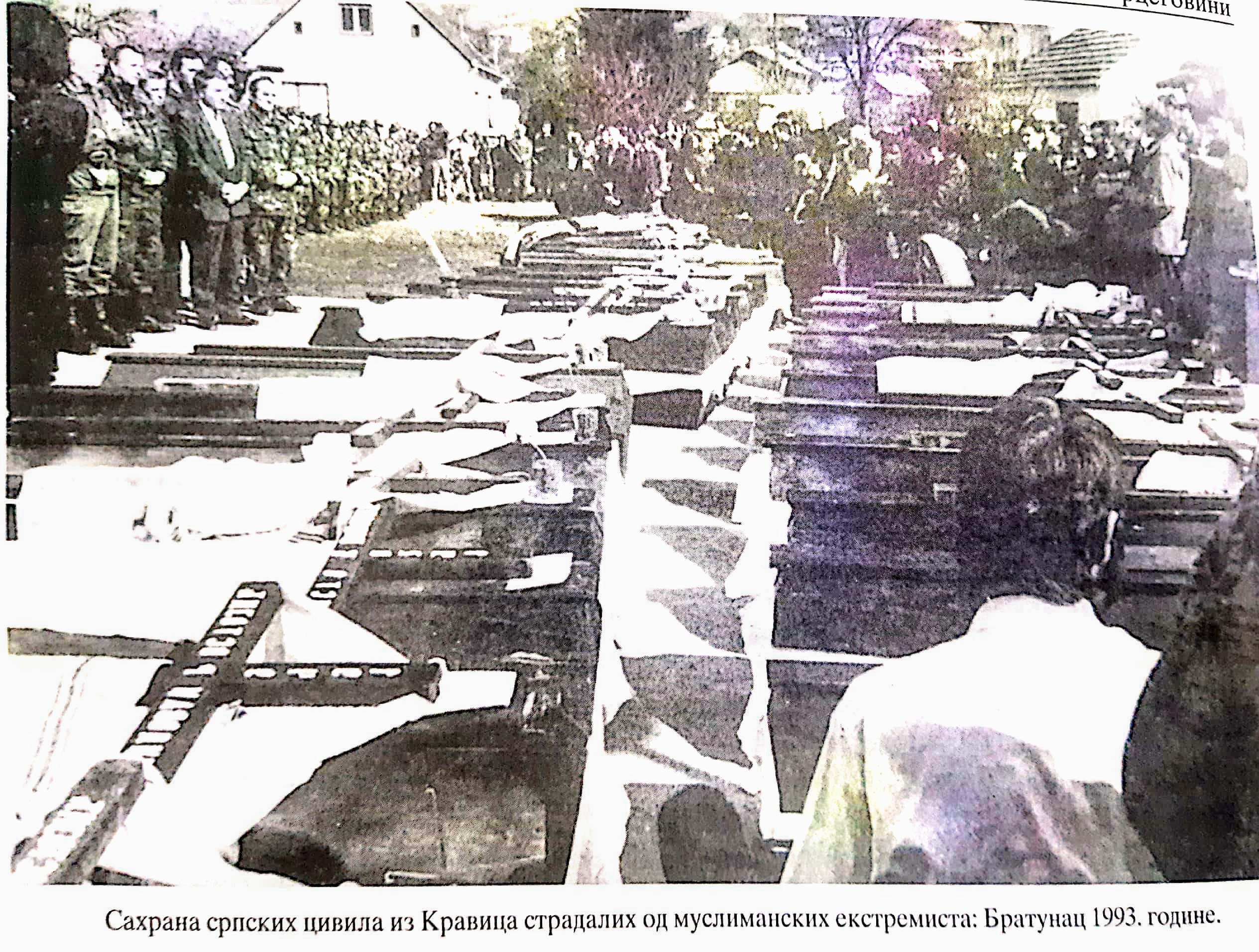 The Srebrenica Auschwitz:  Death Camps with almost no survivors still without memorials